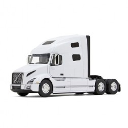 Volvo VNL 760 Sleeper Cab-White