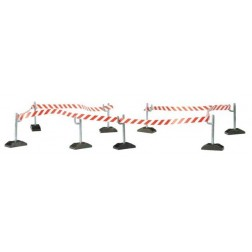 CONSTRUCTION SITE BARRIER ACCESSORY