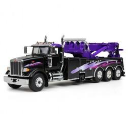 Peterbilt  367 with Century Rotator Wrecker  Black and Purple