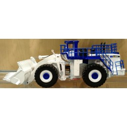 Komatsu WA900-3 Wheel Loader White Version