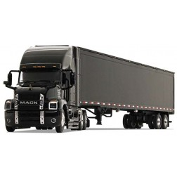 Mack Anthem Sleeper Cab with 53' Trailer-Black