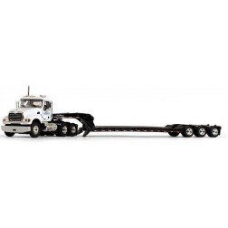Mack Granite with Tri-Axle Lowboy Trailer-Komatsu