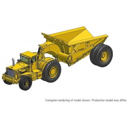 Cat PR660 Rear Dump – Die-cast-PREORDER-Price, Production run and Production year to be determined