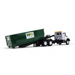 Plastic International WorkStar with Roll-Off Container Including Lights & Sounds-WASTE MANAGEMENT