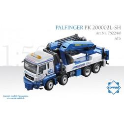 """MAN TGS  Euro 5 4-Axle w/Palfinger PK200002L-SH Crane -"""" ATS"""""""