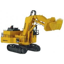 Komatsu PC2000 Mining Excavator with front shovel