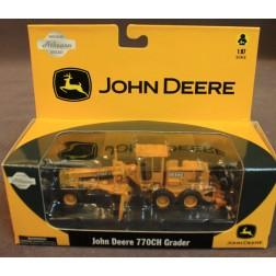 John Deere 770 CH road grader