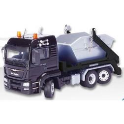MAN TGS M Euro 6 w/Meiller 2-Axle Skip Truck