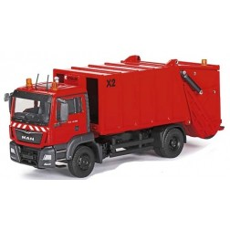 MAN TGS M Euro 6 Zoeller X2 Garbage Truck