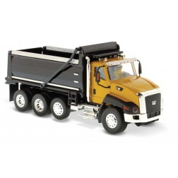 Caterpillar CT660 Yellow Dump Truck