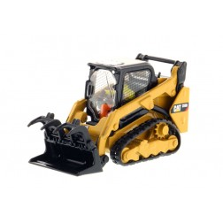 Caterpillar 259D Compact Track Loader - High Line Series