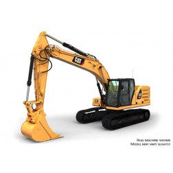 Caterpillar 320 Hydraulic Excavator - High Line Series