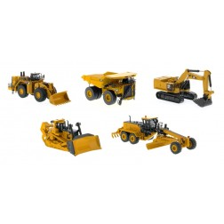 Caterpillar Elite Series 5-Piece Assortment