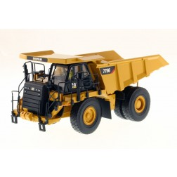 Caterpillar 775G Off-Highway Truck - High Line Series