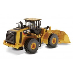 Caterpillar 966M Wheel Loader - High Line Series