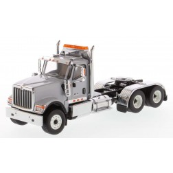 International HX520 Day Cab Tandem Tractor in Light Grey - Cab Only-PREORDER