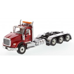 International HX620 Day Cab Tridem Tractor in Red - Cab Only-PREORDER
