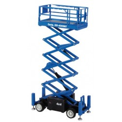 Genie GS-4069RT Scissor lift