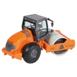 Hamm 3411 Compactor with Smooth Roller Drum-PREORDER