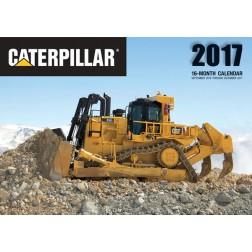 Caterpillar 2017 Calendar