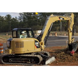 Cat® 308E2 CR SB MHE – Die-Cast – Contractor's Collection-PRICE, PRODUCTION RUN AND PRODUCTION YEAR TO BE DETERMINED