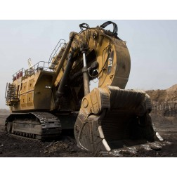 CAT 6090FS HYDRAULIC SHOVEL – DIE CAST-PRODUCTION NUMBER AND PRODUCTION DATE TO BE DETERMINED