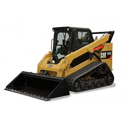Cat 287D Multi Terrain Loader-Classic Construction Models Contractor Series-Production date to be determined