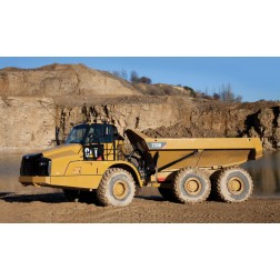 Cat 735B Articulated Dump Truck – Die-Cast-Price and production date to be determined-Preorder