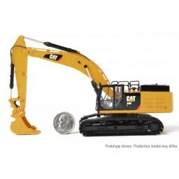 Cat® 349F L Hydraulic Excavator – Brass
