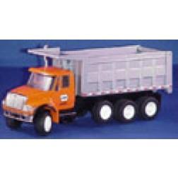 International 7000 severe service dump truck