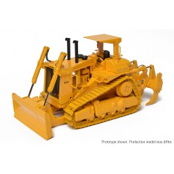 Cat D10 Track-Type Tractor With Push Blade-Diecast--Limited to 400 pieces