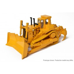 Cat D10 Track-Type Tractor With U-Blade-Diecast--Limited to 600 pieces