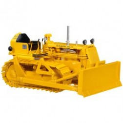 Caterpillar D4 7U with 4S blade and #44 hydraulic unit by ACMOC. Model will be Cat yellow when produced.