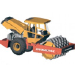 Dynapack CA 512 sheep foot roller