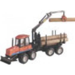 Sisu 860 log transport