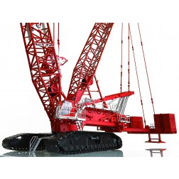 Manitowoc MLC650 Lattice Boom Crawler Crane w/VPC