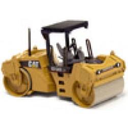 Caterpillar CB 534D double drum roller