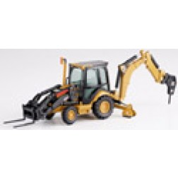 Cat 420E center point tractor backhoe