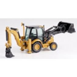 Cat 432E side shift tractor backhoe