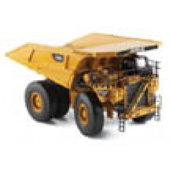 Cat 793D mining truck (metal railings)