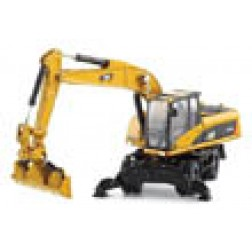 Cat M318D wheel excavator