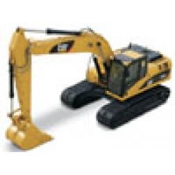 Caterpillar 323D L track excavator