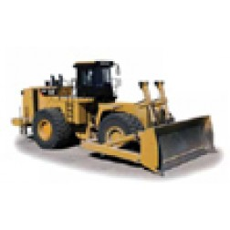 Caterpiller 854K wheel dozer