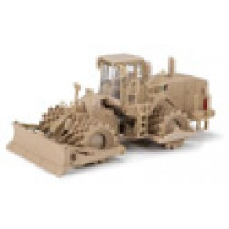 Cat 815F soil compactor Desert Tan