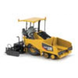 Cat AP 600D wheel asphalt paver/ canopy