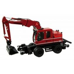 Liebherr A900 ZW wheel excavator 'VERHOVEN'