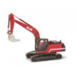 O&K RH 6 track excavator