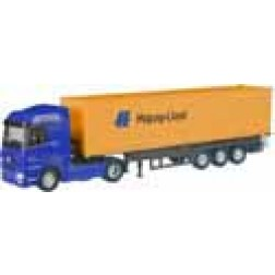 "Mercedes Actos w/container ""Hapag-Lloyd"""