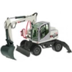 Terex TW 140 wheel excavator