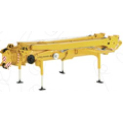 Liebherr LTM11200 boom assembly